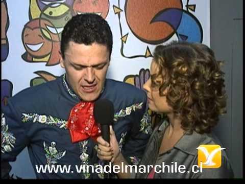 Backstage Joaquín Cortés, Pedro Fernández, Dinamita Show