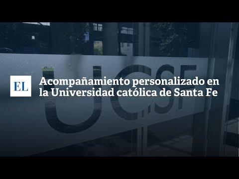 """ACOMPAÃ'AMIENTO PERSONALIZADO EN LA UNIVERSIDAD CATÃ""""LICA DE SANTA FE"""