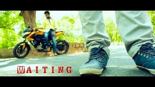 Waiting telugu shortfilm || NAA Creations || Prasad Falcon || With ENG subtitles - YOUTUBE