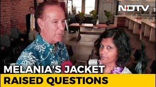 Melania's Wardrobe Faux Pas: Republicans React - NDTV