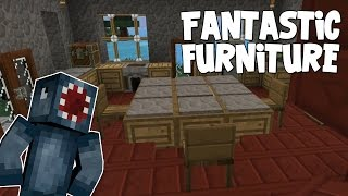 watch the youtube video Minecraft - Attack Of The B Team - Fantastic Furniture!! [37]