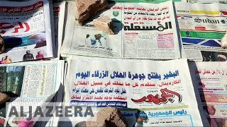 Sudan's press freedom: Concern about confiscations - ALJAZEERAENGLISH