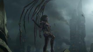 ตัวอย่างเกมส์ StarCraft 2