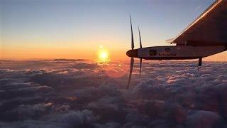 Solar Plane Leaves Japan for Hawaii - WSJDIGITALNETWORK