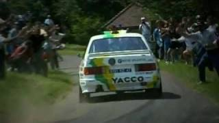 Vid�o BMW M3 Rally Car tarmac action - with pure engine sounds par amjayes (5481 vues)