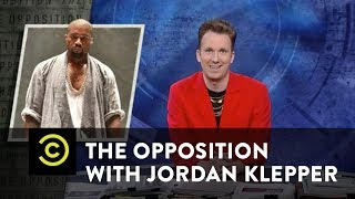 Kanye or The Sunken Place? - The Opposition w/ Jordan Klepper - COMEDYCENTRAL