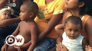 Indigenous peoples at risk in Venezuela's Amazonas state | DW English - DEUTSCHEWELLEENGLISH
