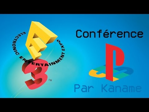 E3 2014 Sony Pisse Four