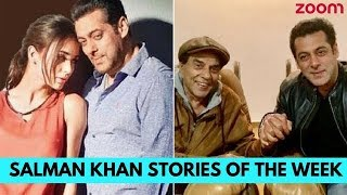'Kick 2' To Have Amy Jackson? | 'Bharat' To Have Dharmendra & More | Salman Khan Stories Of The Week - ZOOMDEKHO