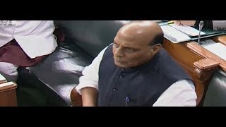 Rafale deal: Home Affairs Minister Rajnath Singh demands apology from Rahul Gandhi - TIMESOFINDIACHANNEL