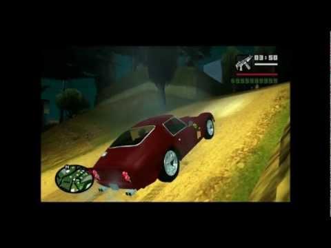 GTA SA Mod : Ferrari 250 GTO