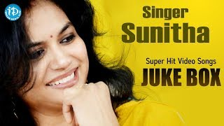 Singer Sunitha Super Hit Video Songs Jukebox || Sunitha All Time Hit Songs - IDREAMMOVIES