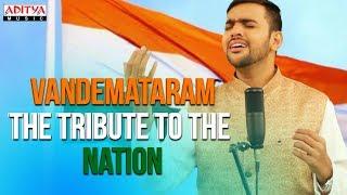 Vandemataram The Tribute To The Nation By Sairam Burra || Vicky.M - ADITYAMUSIC
