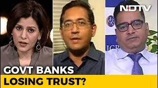 The Big Scams: Have Government Banks Lost Trust? - NDTV