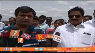 CM Chandrababu Naidu To Visit Prakasam DIstrict | To Lay Foundation Stone For IIIT | iNews - INEWS