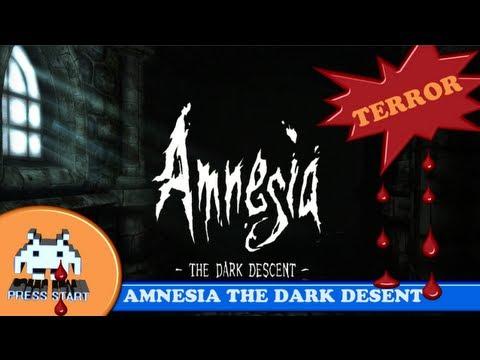 No escuro Com Uma Lamparina - Amnesia The Dark Descent (BR)