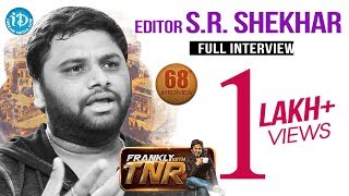 Frankly With TNR #68 Full Interview || Talking Movies With iDream #422 - IDREAMMOVIES