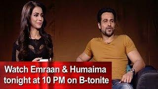 Raja Natwarlal Movie | Emraan Hashmi and Humaima Malik's Exclusive Interview - PROMO - ZOOMDEKHO
