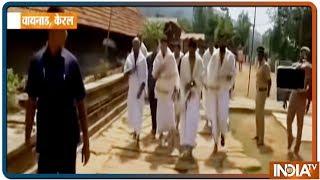 Rahul Gandhi Offers Prayer At Thirunelli Temple - INDIATV