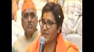Poonawalla asks EC to bar Sadhvi Pragya from polls   Master Stroke - ABPNEWSTV