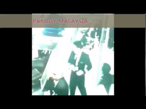 MH370: CCTV Captain Zaharie dan Co Pilot