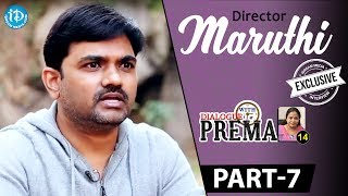 Director Maruthi Exclusive Interview Part 7 || Dialogue With Prema || Celebration Of Life - IDREAMMOVIES