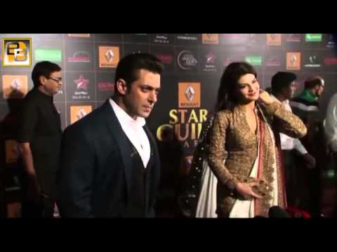 At KICK TRAILER LAUNCH Jacqueline Fernandez KISSE Salman Khan