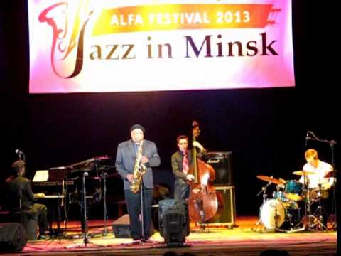 Jazz Festival in Minsk 2013