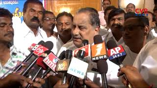 Mudragada Padmanabham Demands Central Government To Clear Kapu Reservation l CVR NEWS - CVRNEWSOFFICIAL