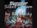 Silent Dream By Rhapsody Of Fire [Lyrics]