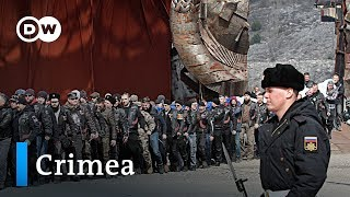 Is Russia behind abductions in Crimea? | DW News - DEUTSCHEWELLEENGLISH