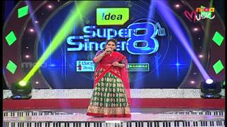 Super Singer 8 Episode 29 - Sirisha Performance - MAAMUSIC