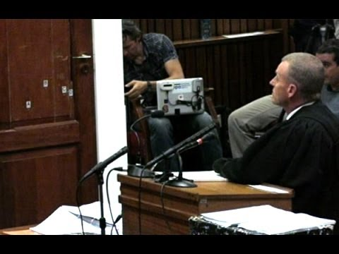 Pistorius Trial: 'I blame myself for taking Reeva's life'
