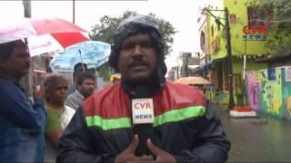 People of  Vijayawada Suffer as Rain Water Enters Houses | CVR News - CVRNEWSOFFICIAL