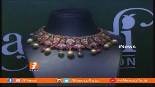 Sri Krishna Jewelers Lunches Mozambique Ruby And Red Carpet Collections In Hyderabad | iNews - INEWS