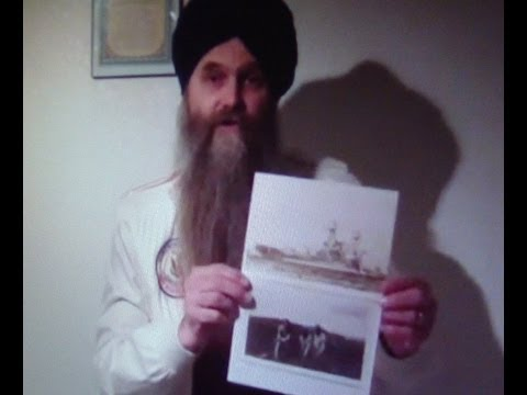 As a Sikh, I pray to God I'll have the courage my Dad displayed during the attack on Pearl Harbor
