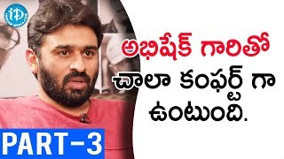 Keshava movie Director Sudheer Varma Interview Part #3 || Talking Movies With iDream - IDREAMMOVIES