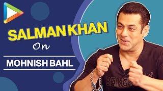 EPIC: Salman Khan REVEALS How Mohnish Bahl was Selected For Maine Pyaar Kiya | Notebook - HUNGAMA