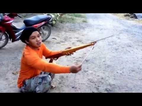 ปืนยิงปลาเอกลพบุรี