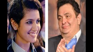 In Graphics: Rishi Kapoor Tweet about Priya Prakash - ABPNEWSTV