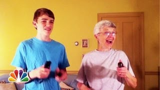 Video Games With Your Mom - Funny Clips