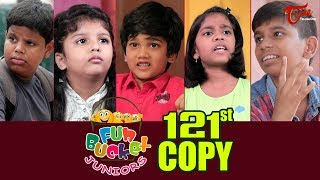 Fun Bucket JUNIORS | Episode 121 | Kids Funny Videos | Comedy Web Series | By Nagendra K | TeluguOne - TELUGUONE