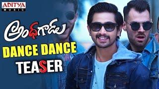 Dance Dance Song Promo   Andhhagadu   Raj Tarun, Hebah Patel    Sekhar Chandra - ADITYAMUSIC