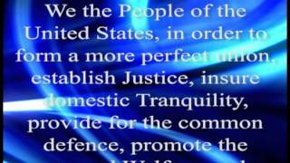 Preamble to the United States Constitution - YouTube