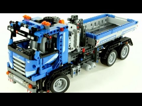 LEGO Container Truck – Muffin Songs' Oyuncakları Tanıyalım