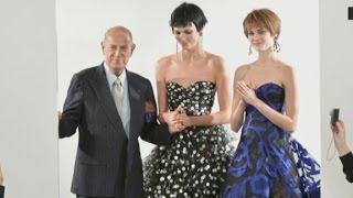 Legendary fashion designer Oscar de la Renta dies at 82 - CNN