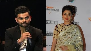 Virat's first reaction on doing film with Anushka Sharma - BOLLYWOODCOUNTRY