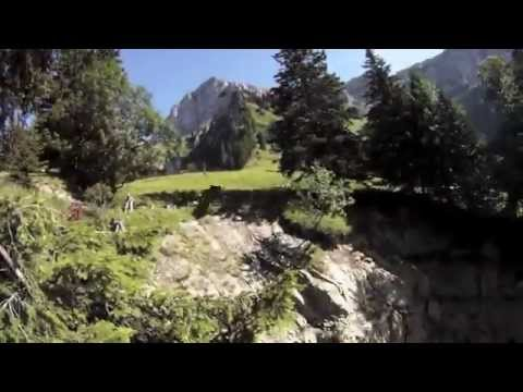 Wingsuit Proximity Flying Best Video Compilation 2012