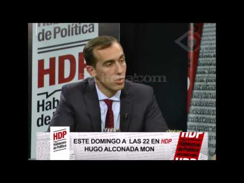 """Hugo Alconada Mon en """"HABLEMOS DE PÓLITICA"""" - Domingo 03 de Julio a las 22hs por Cable & Diario"""