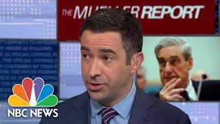 Three Headlines From The Release Of The Robert Mueller Report | NBC News - NBCNEWS